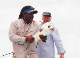 Pirmit Fishing in Belize