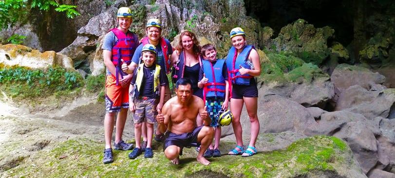 blue creek cave belize